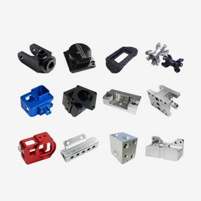 Custom Machined Aluminum Parts Third Aluminum Supplier