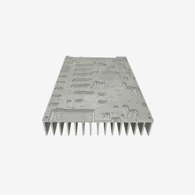 Custom Cnc Machining Part Precision Fabrication Third Aluminum