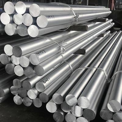 Alloy Aluminum Rod Hot Extruded Aluminum Bar Suppliers
