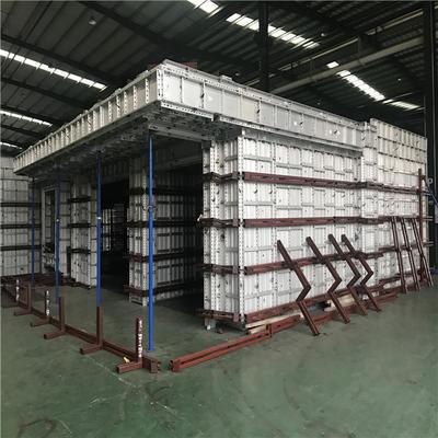 Construction Shuttering Panel Third Aluminum Formwork Companies